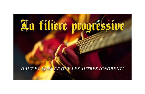 "La Filiere Progressive – ""Freewill"" & ""Keep Going"" on air"