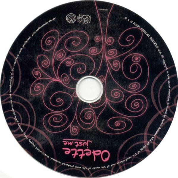 just me cd