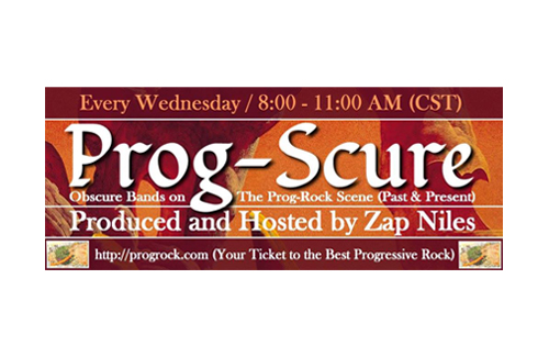 "Prog-Scure – ""A Proggy Night In London"" on air"